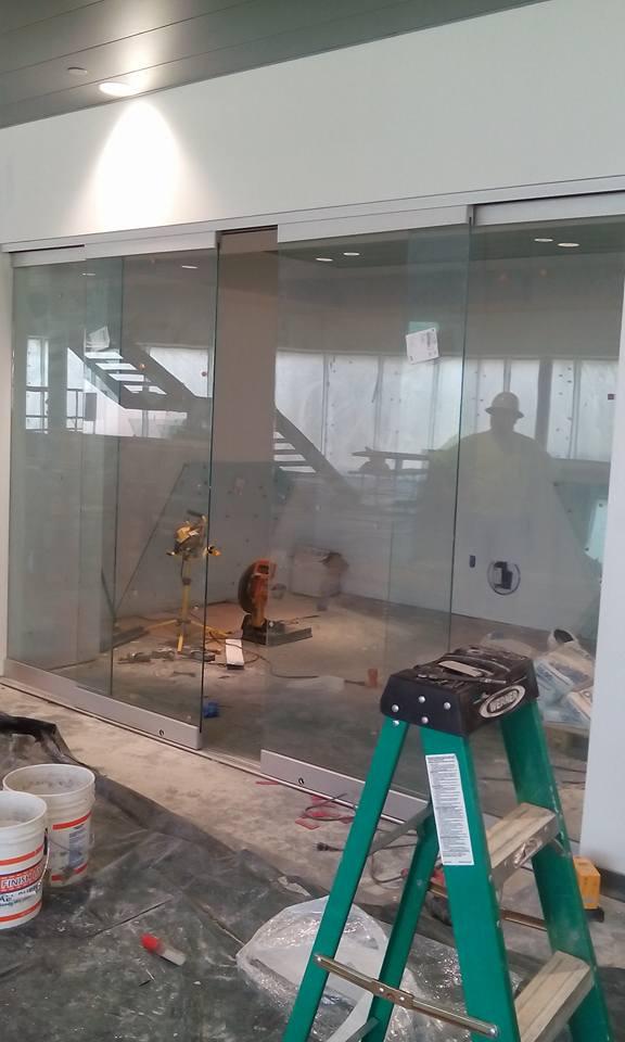 Frameless Glass Doors Replacement Installation Repair Atlanta