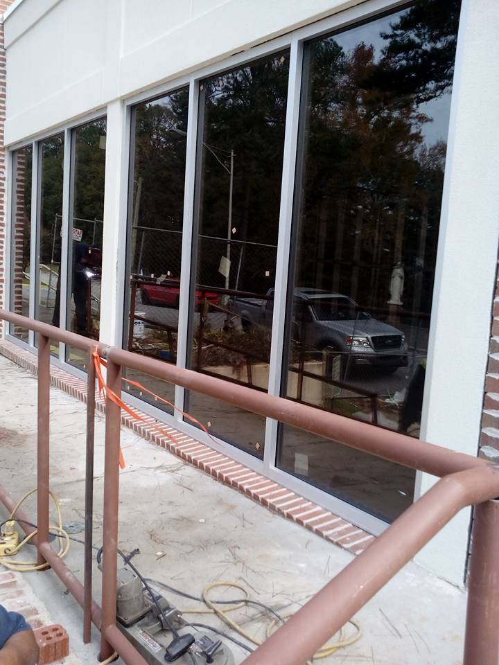 Commercial Glass Window Installation Replacement Amp Repair