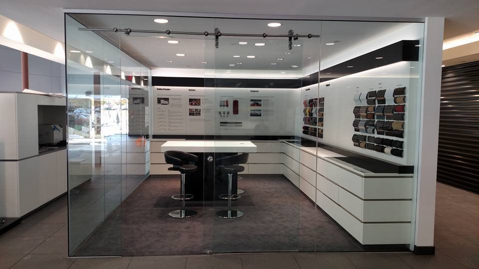 Commercial Glass Partitions | Custom Glass & Mirror | Metro Atlanta, GA