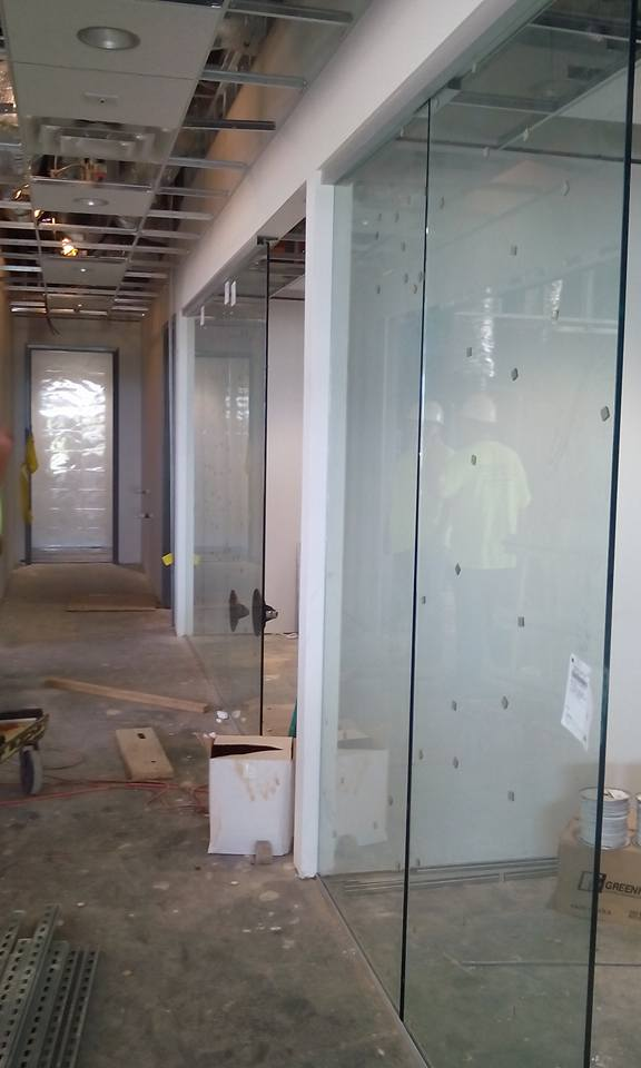 Commercial Glass Partitions Custom Glass Amp Mirror