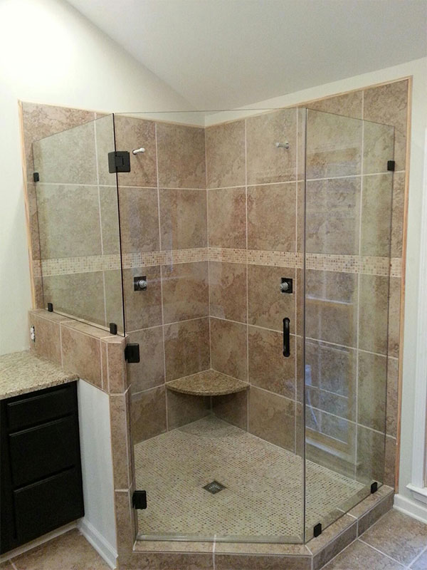 Frameless Gl Shower Door Atlanta 001