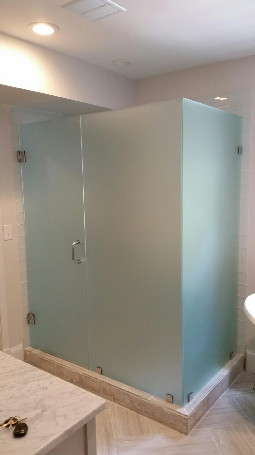 Frameless Shower Doors Custom Glass Shower Doors Atlanta Ga