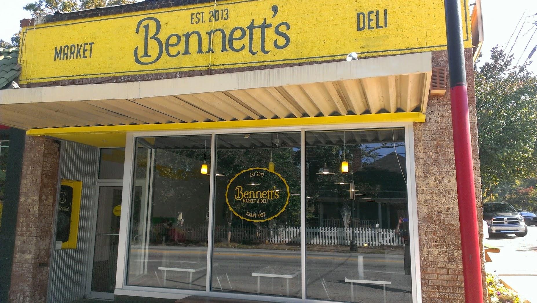 Bennett's Market and Deli