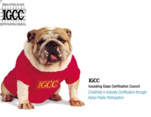 Image of Insulating Glass Certification Council's mascot