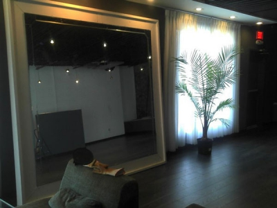 Beveled Glass Mirror For A Home Near Atlanta, Roswell and Sandy Springs Georgia