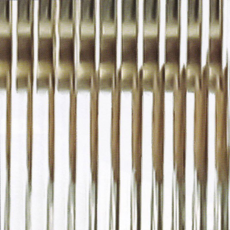 Reeded Decorative Glass