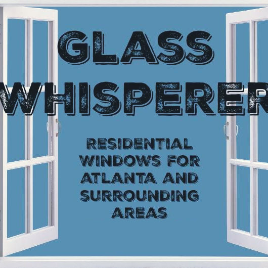 The Glass Whisperer logo